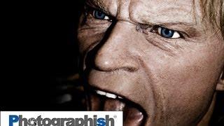 CHARAKTER PORTRAIT -Photoshop Tutorial by Philipp Hebold-
