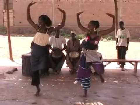 African Dance: MALI  West African Dance,  African Chants, Djembe Drums, Danza (Diansa, Dansa)
