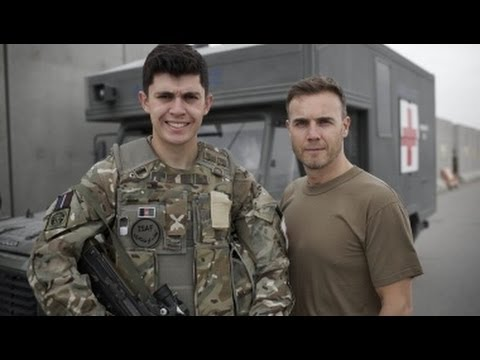 Gary Barlow   Journey To Afghanistan HD (Part 1/4)