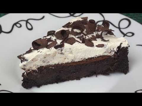 Decadent Mississippi Mud Pie Recipe