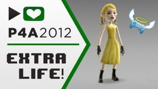 P4A - Extra Life! 24 Gaming Marathon for Children.
