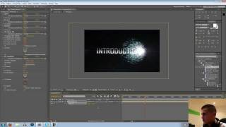AFTER EFFECT : COMMENT CREER UNE PETITE INTRO