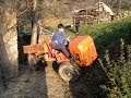 Wally.3 homemade tractor from Italy // домашнее трактора из Италии