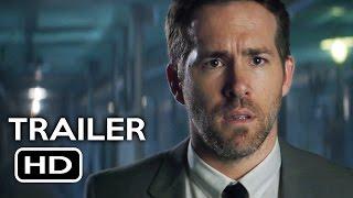 The Hitman's Bodyguard Red Band Trailer #1 (2017) Ryan Reynolds, Samuel L. Jackson Action Movie HD