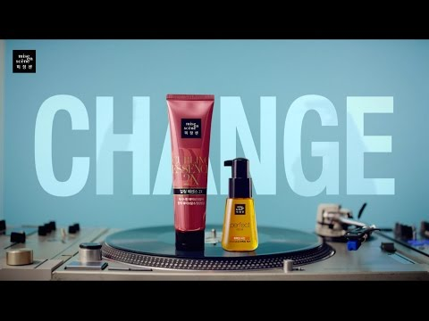 Mise En Scene 'Change Your Hair' CF