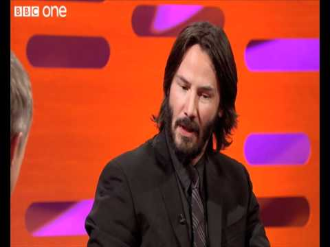 Keanu Reeves- Motorbike Accident - The Graham Norton Show - Series 8 Episode 10, preview - BBC One