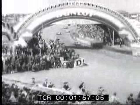 1955 Tragedia a Le Mans