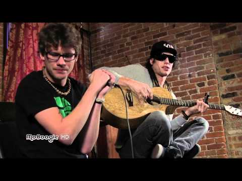 THE MOVEMENT - I'm Gone - acoustic MoBoogie Loft Session