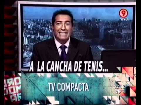 Duro de Domar - TV compacta 03-02-11