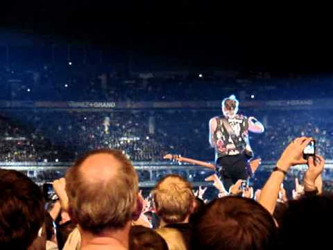"Metallica ""Enter sandman""  Stade de France, Paris May 12 2012"