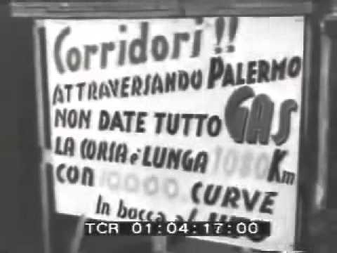 Targa Florio 1949 - 9 Giro di Sicilia 1949