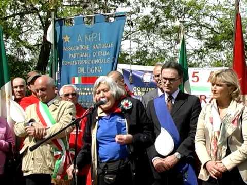 Orazione ufficiale di Margherita Hack 25 aprile 2011 Monte Sole