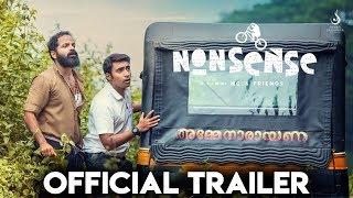 Nonsense - Official Trailer | Rinosh George | MC Jithin | Johny Sagariga | BMX