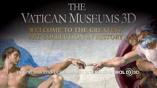 Vatican Museums in 3D - Official Trailer - SpectiCast Entertainment