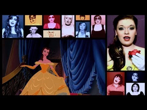 One Woman A Cappella Disney Medley by @heathertraska