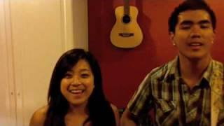 Lucky Cover (Jason Mraz ft. Colbie Caillat)- Alexa Yoshimoto & Joseph Vincent
