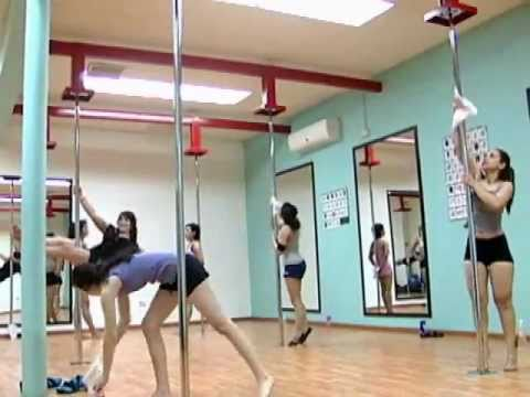 POLE DANCING EN POLE FITNESS HERMOSILLO
