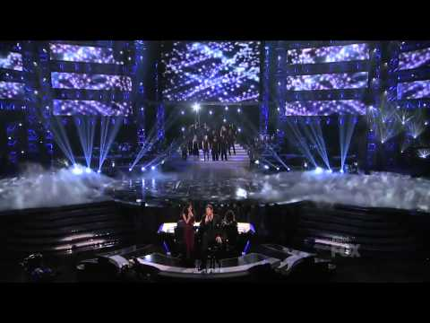 Up Where We Belong - Phillip Phillips & Jessica Sanchez (American Idol Performance)