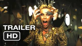 Snow White & the Huntsman Official Trailer - Charlize Theron, Kristin Stewart (2012) HD