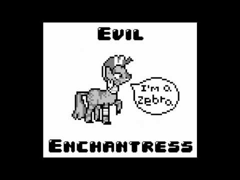 Evil Enchantress - Pinkie Pie Version (8-bit)