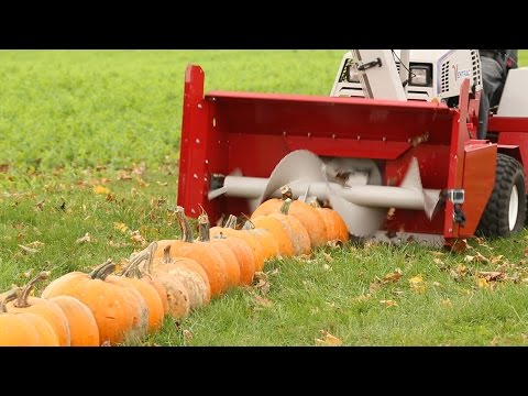 100 Pumpkins vs Snowblower - UC0aiC7V2JS3nh11R5tRuIUw