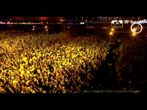 Coldplay - Yellow - Rock in Rio 2011 - 720P
