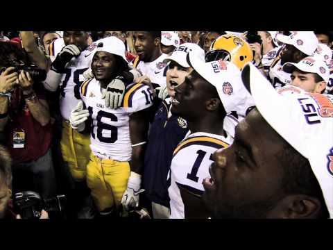 2011 LSU Football Intro Video