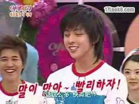 so funny siwon and kibum (chinese sub)