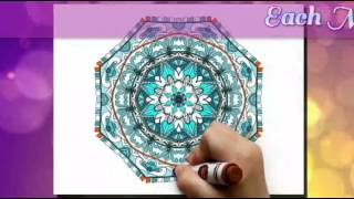 Mandala Coloring Book for Adults - Mandalas to Color Volume 5