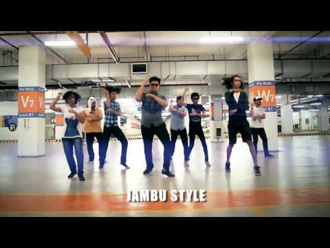 Gangnam Style | Jadi Jambu Style #TJGangnam