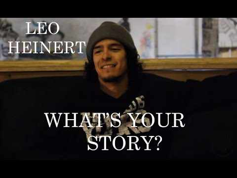 What's Your Story? - Leo Heinert - Skateboarding - UCNI0PocH6fEYIa7D5Vz54Pw