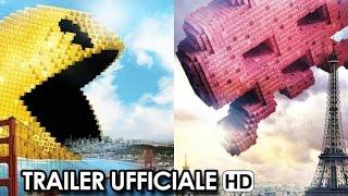 Pixels Trailer Ufficiale Italiano (2015) - Adam Sandler Movie HD