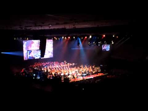 Inception - Hans Zimmer @ World Soundtrack Awards (LIVE) - Ghent, Belgium (COMPLETE)