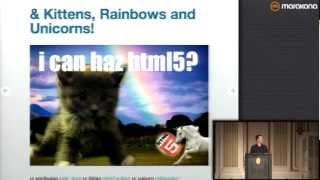 HTML5 Video Full Throttle