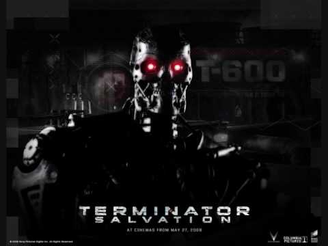 Terminator Salvation Soundtrack 01 Opening poster