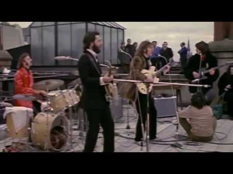 Don't Let Me Down - The Beatles (En vivo, 1969)