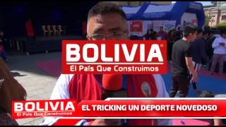 EL TRICKING UN DEPORTE NOVEDOSO