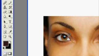 How to Change Eye Color in Photoshop 7