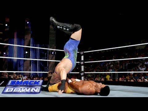Rob Van Dam vs. Darren Young: SmackDown, July 19, 2013