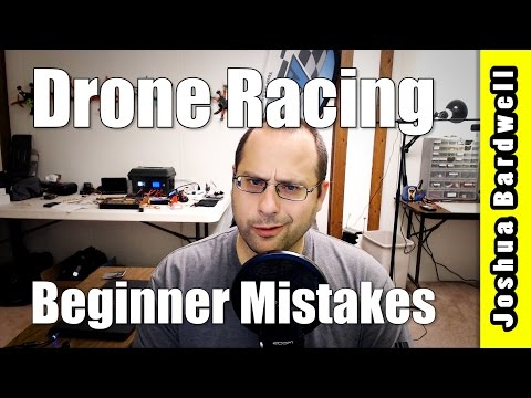 Top Six FPV Drone Racing Beginner Mistakes - UCX3eufnI7A2I7IkKHZn8KSQ