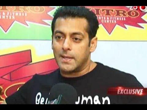 Salman Khan gives fitness tips on zoOm