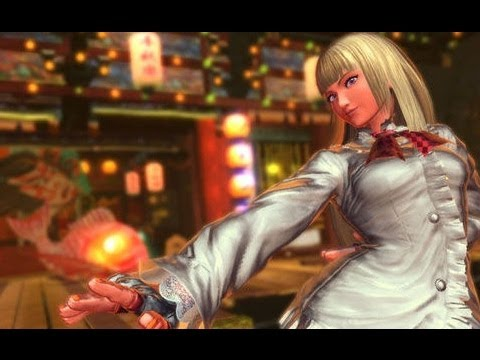 Street Fighter x Tekken - Lili Commentary