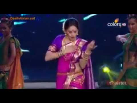 Madhuri Dixit Performance on Jhalak Dikhla Jaa Season 5 (Grand Finale)