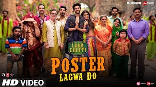 Luka Chuppi: Poster Lagwa Do Song