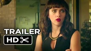 Chef Official Trailer (2014) - Scarlett Johansson, Robert Downey Jr. Movie HD