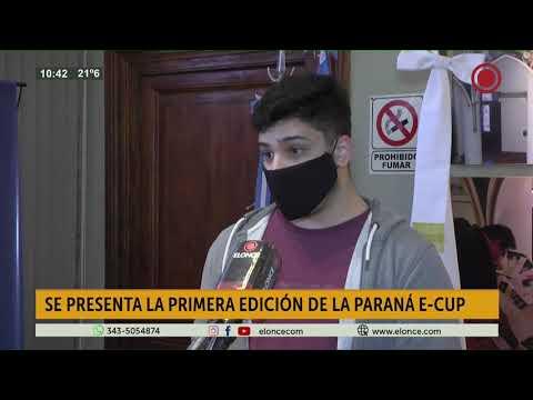 El Concejo Deliberante de Paraná lanza un torneo de videojuegos