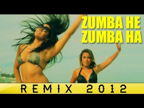 Dj Mam's feat. Jessy Matador &amp; Luis Guisao - Zumba He Zumba Ha - Remix 2012 [CLIP]
