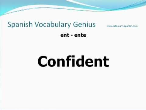 2000 Spanish Words - Easy Spanish Vocabulary - Spanish Lessons