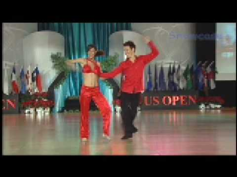 Benji Schwimmer & Kellese Key 2008 US Open Swing Dance Championships
