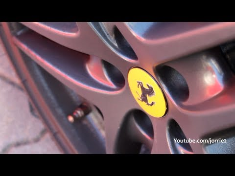 Ferrari F430 w/ Capristo Exhaust Sound + Fast Flyby!! - 1080p HD